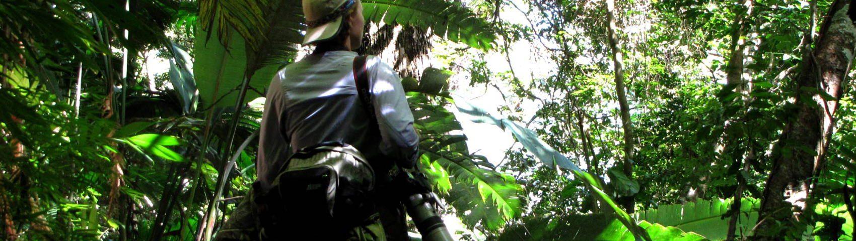 Safari fotográfico en El Triunfo
