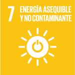 Objetivo de Desarrollo Sostenible 7 Energía asequible y no contaminante